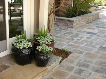 Attached Patio