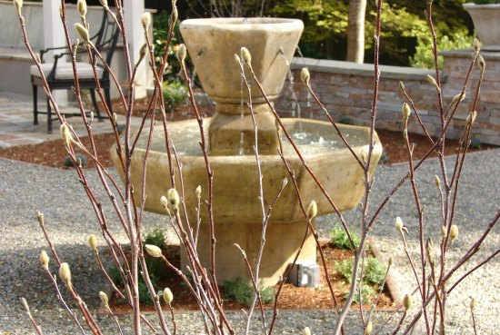 Italian Garden Water Fountain
